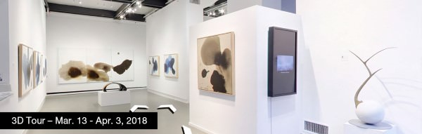 Take a virtual tour of the March 13, 2018 exhibition at Agora Gallery