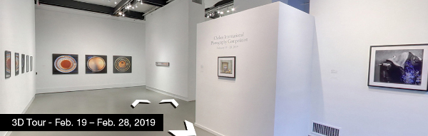 Take a virtual tour of the February 19, 2019 exhibition at Agora Gallery